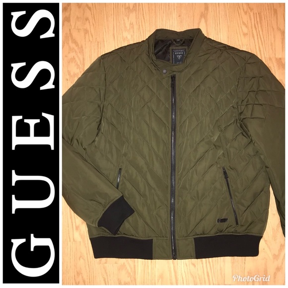 Guess Other - Guess Men s Bomber Jacket 4d260c8626585